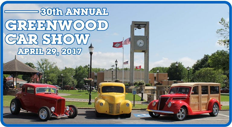 Directions To Greenwood Car Show